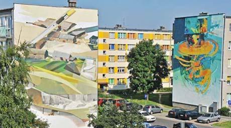Czyje są murale w Turku?