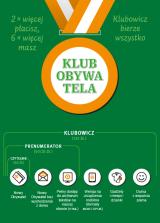 Klub Obywatela – dopłata doprenumeraty elektronicznej