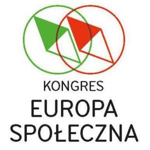 logo Kongresu Europa Społeczna
