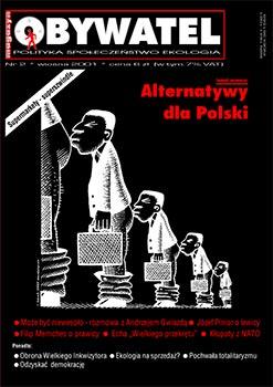 """Magazyn """"Obywatel"""" nr2 - okładka"""