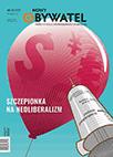 Nowy Obywatel 16(67) wiosna 2015 - okładka