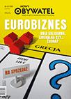 Nowy Obywatel 17(68) lato 2015 - okładka