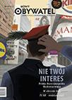Nowy Obywatel 18(69) Jesień 2015 - okładka