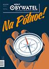 Nowy Obywatel nr 9(60) Lato 2013 – okładka